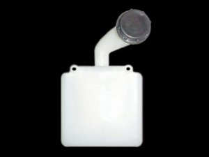 Reservatório de Água Para-brisa com Tampa Mercedes ALG 1113/1313 - 3318607360 - Reserplastic