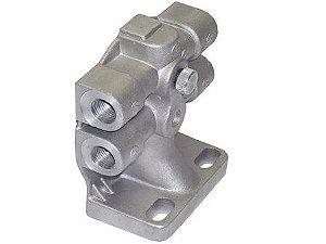 Cabeçote Filtro Combustível Rosca M16X1 - 1393641 -  Scania