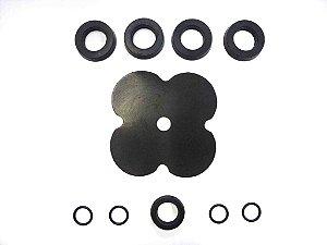 Reparo Válvula 4 Círculo com Gaxetas Borrachas Knoo - 2VC698415 -  BRC