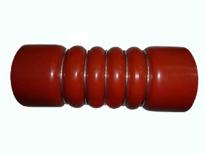 Mangueira Interc.6 Anéis 86X220mm Vermelha Silicone - 6645287482 -  Mercedes