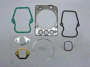 Kit Junta Superior Completa para Retentor Válvula 1 Cabeçóte  - Mercedes -4570161120