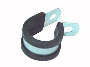 Abraçadeira com Borracha Encanamento Hidráullico 20/25mm - 916016012201 -  Diversos