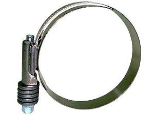 Abraçadeira Tubo Turbina (70X92)  - Mercedes 1620 1418 - 3849977390