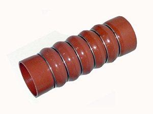 Mangueira do Radiador 80X85X245-6 Anéis Aço Vermelho.  - 1720/21/22/1723K/S - Mercedes - 3845011382