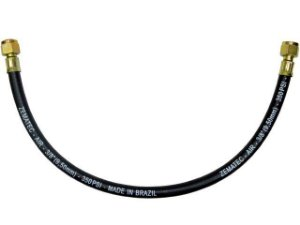 Flexível da Cuíca Dt-600mm(2-Porcas-18X1.5mm)  - Mercedes LS 1632/1614/1618/2318/OH1318 - 3844207248