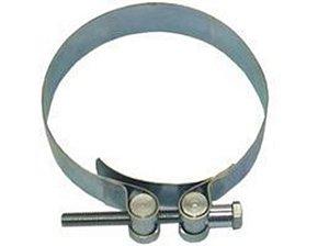 Abracadeira Galvanizada ( 96x108x20 mm ) Mercedes Diversas - 6849977390