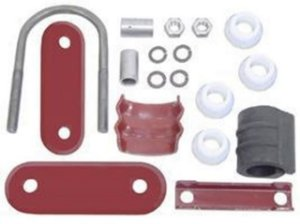 Reparo Completo Estabilizador Dianteiro  - Mercedes 608/708/709/710/712/912 - 3093230566