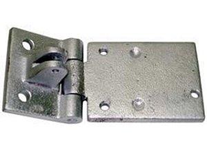 Dobradiça Porta Inf.Esquerda e Direita Original  - Mercedes LN709/812/912-L/E-1418 - 6737200237