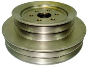 Polia Bomba D'água(4 Canais)Furo-33mm/Ferro  -3762001005- Mercedes OM366/1620/1721 INTERCOLER