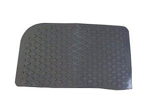 Tapete VW Estribo Lado Esquerdo Cinza Claro  - Volkswagen TODOS - T00863735033