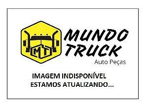 Cotovelo Turbina C/Flange  - Mercedes OM 352 A TURBINADO - 3520987015