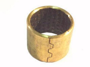 Bucha Bronze Tubo Dos Pedais(Aberta) Mercedes 1111 1113 1313 1513 - 3442940150