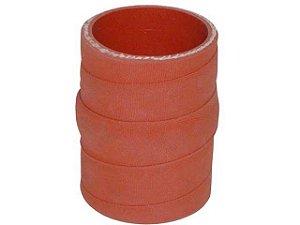 Mangueira Intercooler D/I-75mmx118mm Vermelha Sem Anéis - TODOS ACIMA DE 12T EXCETO 13150 -Volkswagem -  TQG117231
