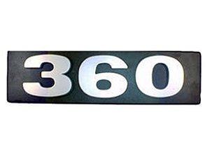 Letreiro 360 Frontal Potencia - Scania-SERIE 4 - 1365124