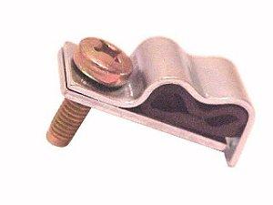 Abraçadeira Dupla Cano Injetor - Mercedes-OM 352 TODOS - 3450700166