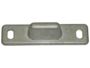 Chapa Trava Batente Deslizante Da Porta Lateral Sprinter - Mercedes-SPRINTER 310-D/412-D - 9017660062