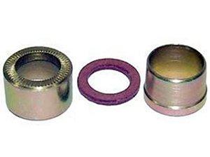 Kit Niple Encanamento Compressor 12mm - Mercedes-MBB TODOS - 0005860391