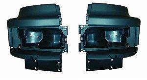 Par de Capas Alojamento Farol Scania Serie 4 todos - 1324600