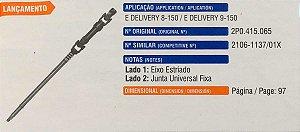 Coluna Direção Vw 8.150/9.150 Delivery (982mm) - 2p0415065