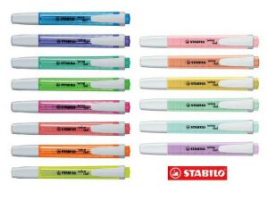 Marca -Texto Stabillo Swing Cool