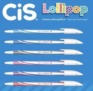 Caneta Cis Lollipop