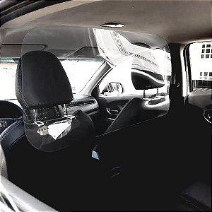 Barreira de proteção Uber e Táxi 107x50cm