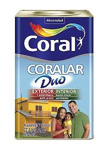 Acr Fosc Branco Coralar Duo 18LT Coral STD
