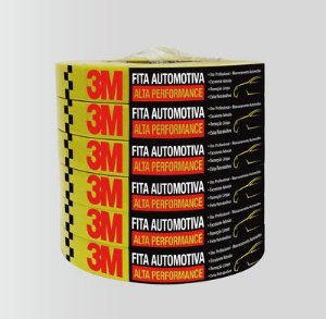 Fita Automotiva 3M™ Alta Performance - 18mmx40m - HC000660494