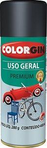 Tinta Spray COLORGIN Uso Geral Branco Fosco Intenso 400ML -  54011