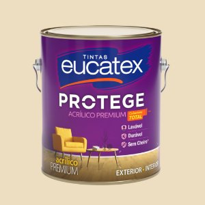 Tinta Acrílica Premium Areia 3.6LT Eucatex