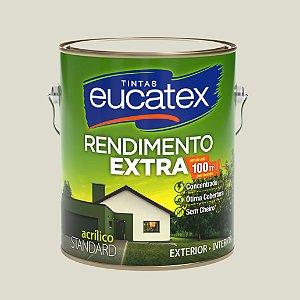 Tinta Acrílica Rendimento Extra Bianco Sereno 3.6LT Eucatex