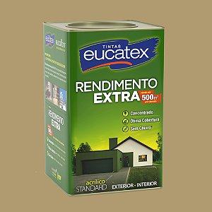 Tinta Acrílica Rendimento Extra Camurça 18LT Eucatex