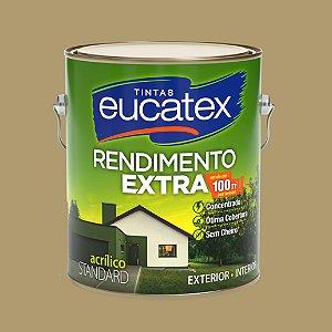 Tinta Acrílica Rendimento Extra Camurça 3.6LT Eucatex