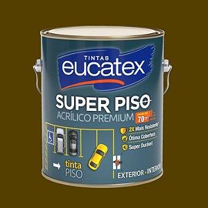 Tinta Acrílica Piso Marrom 3.6LT Eucatex