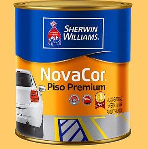 Novacor Piso Premium Amarelo 0.9LT - 38080102