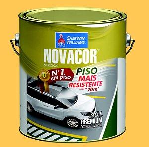 Novacor Piso Premium Amarelo 3.6LT - 38080101