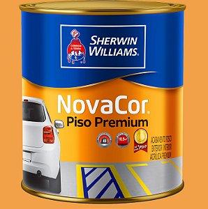 Novacor Piso Premium Amarelo Demarcação 0.9LT - 38080202