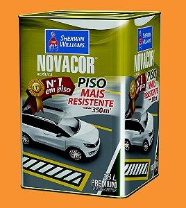 Novacor Piso Premium Amarelo Demarcação 18LT - 38080206