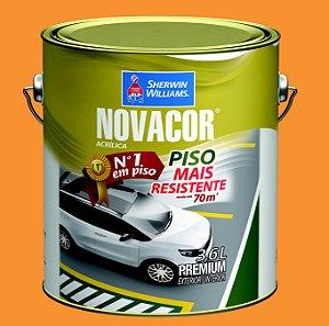 Novacor Piso Premium Amarelo Demarcação 3.6LT - 38080201