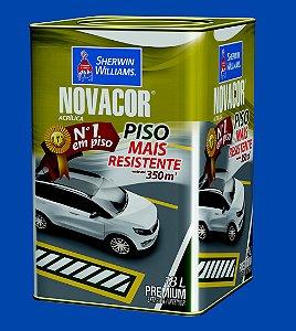 Novacor Piso Premium Azul 18LT - 38082106
