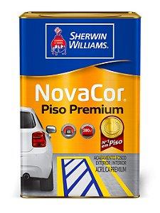 Novacor Piso Premium Branco 18LT - 38083106
