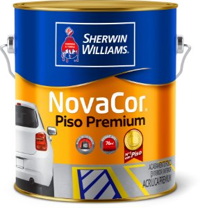 Novacor Piso Premium Branco 3.6LT