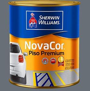 Novacor Piso Premium Cinza 0.9LT