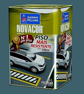 Novacor Piso Premium Cinza 18LT - 38084106