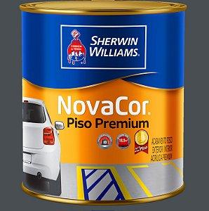 Novacor Piso Premium Cinza Chumbo 0.9LT - 38084202