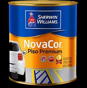 Novacor Piso Premium Preto 0.9LT