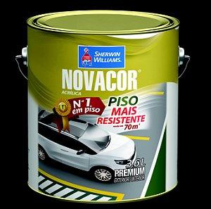 Novacor Piso Premium Preto 3.6LT