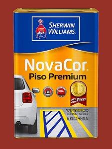 Novacor Piso Premium Vermelho 18LT