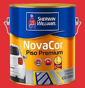Novacor Piso Premium Vermelho Segurança 3.6LT - 38089501