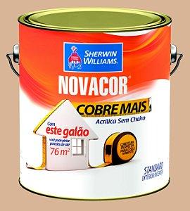 Tinta Acrílica Areia Cobre Mais 3.6LT Novacor - 38591101